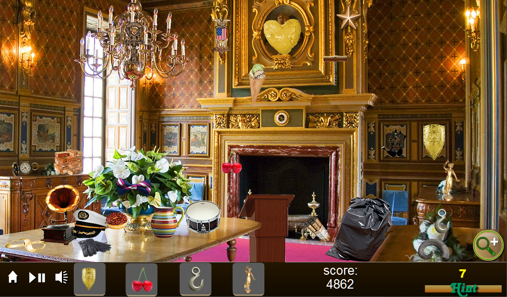 Kids Bedroom Hidden Object hidden object fancy mansions - android apps on google play