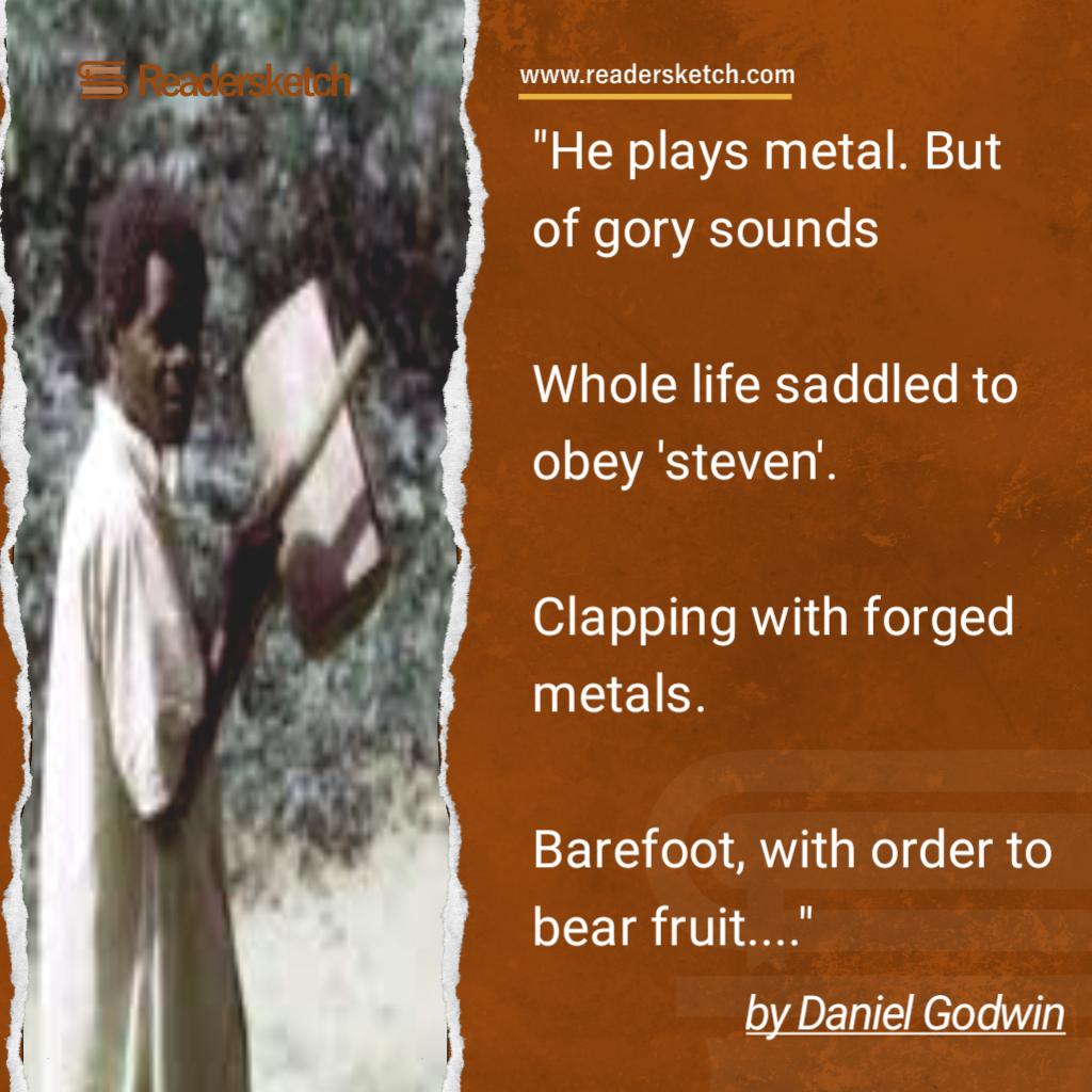 town crier poem, town crier poem Readersketch, town crier by Daniel Godwin.