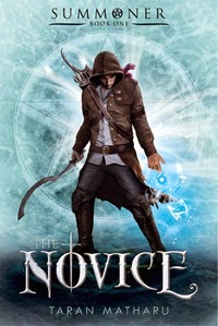 Summoner - The Novice - Taran Matharu