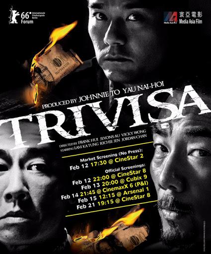Trivisa - Tam Đại Tặc Vương