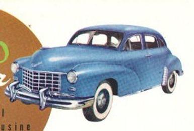 Checker 1950 A5