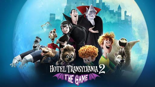 Hotel Transylvania 2 Imagem do Jogo
