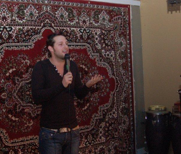 Afc Adam Lyons Seminar 25, Afc Adam Lyons