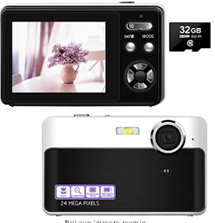 HD Digital Camera for Kids and easy to use