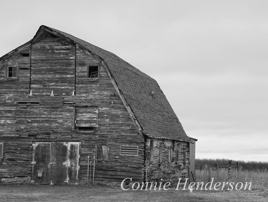 The old Barn April 19