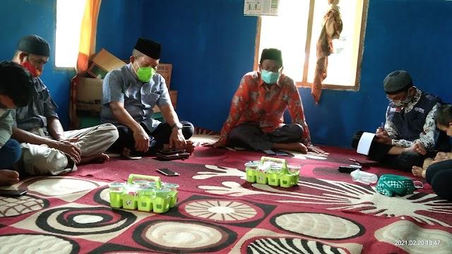Permatang Program Dai Bencana, Ketua PWM Sulbar Terjun Ke Pusat Gempa dan Bentuk PCM Ulumanda