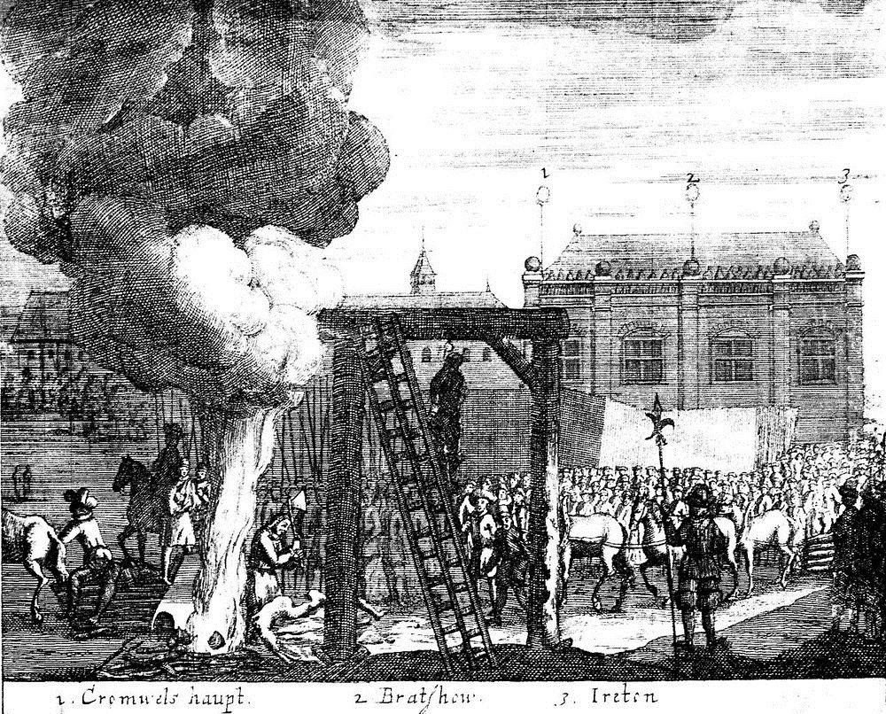 execution-of-cromwell-13?imgmax=1600 Posthumous Execution Random