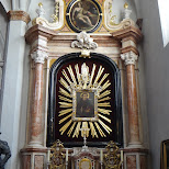 imperial chruch in Innsbruck, Tirol, Austria