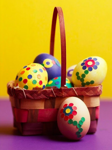 Красивые идеи к Пасхе Creative-ways-to-decorate-easter-eggs-12-500x666