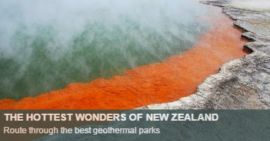 Geotermal Parks New Zealand