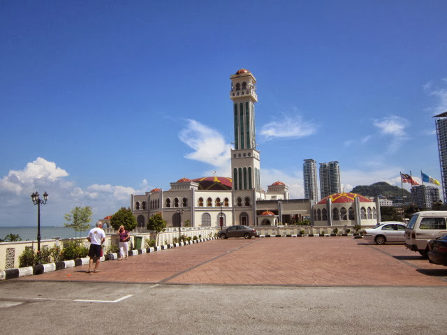 Masjid-Terapung-Tanjung-Bungah-Floating-Mosque