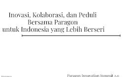 Inovasi, Kolaborasi, dan Peduli Bersama Paragon untuk Indonesia yang Lebih Berseri