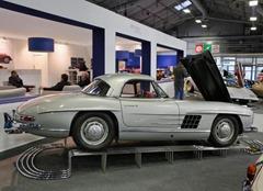064 Mercedes 300 SL roadster