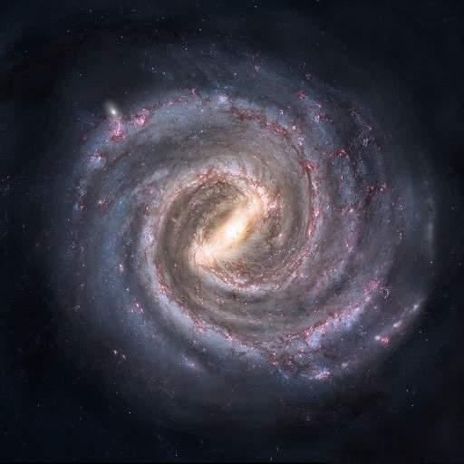 مجرة - درب - التبانة