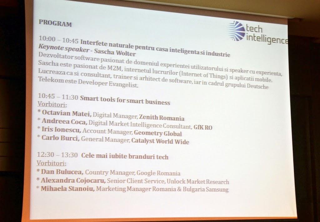 Tech Intelligence Conference, Hotel Howard Johnson 000b