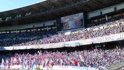 第93回天皇杯準決勝横浜F・マリノスvsサガン鳥栖