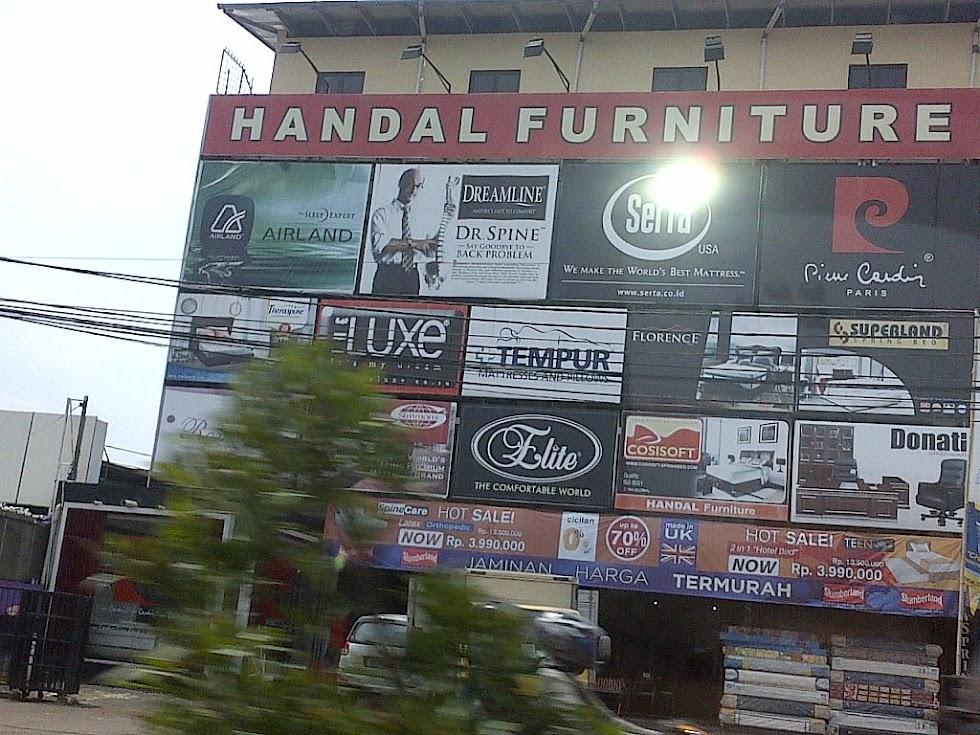 Handal Furniture Bsd City Tangerang Selatan
