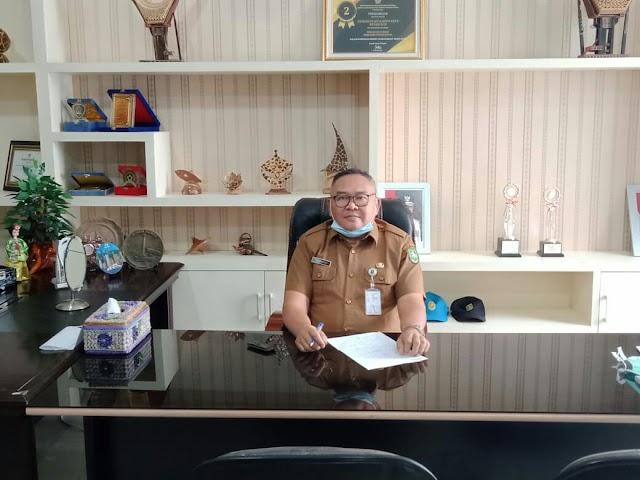 Kadiskop Drs. Nurminsyah, M.Pd Tegaskan Bantuan Pelaku Usaha UMKM Murni Program Pemerintah Pusat