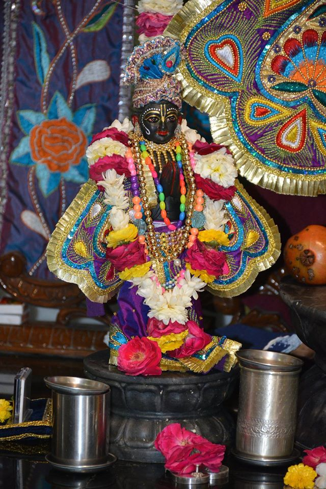 ISKCON Ujjain Deity Darshan 30 Mar 2016  (11)
