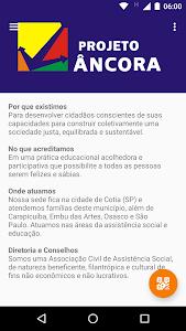 Projeto Âncora screenshot 0
