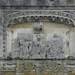 Château de La Ferté-Milon : le couronnement de la Vierge