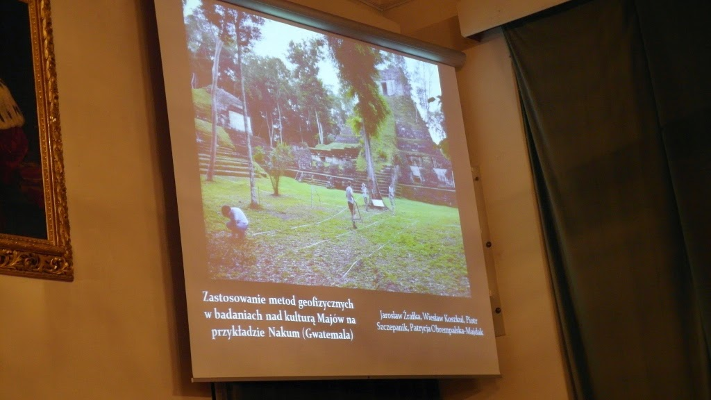 Konferencja Metody geofizyczne w archeologii polskiej (fot. J. Karmowski, K. Kiersnowski) - geof%2B%252850%2529.JPG