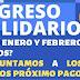 Ingreso Solidario:  revisar la fecha oficial de pago