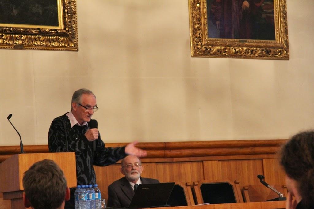 Konferencja Metody geofizyczne w archeologii polskiej (fot. J. Karmowski, K. Kiersnowski) - geof%2B%252834%2529.JPG