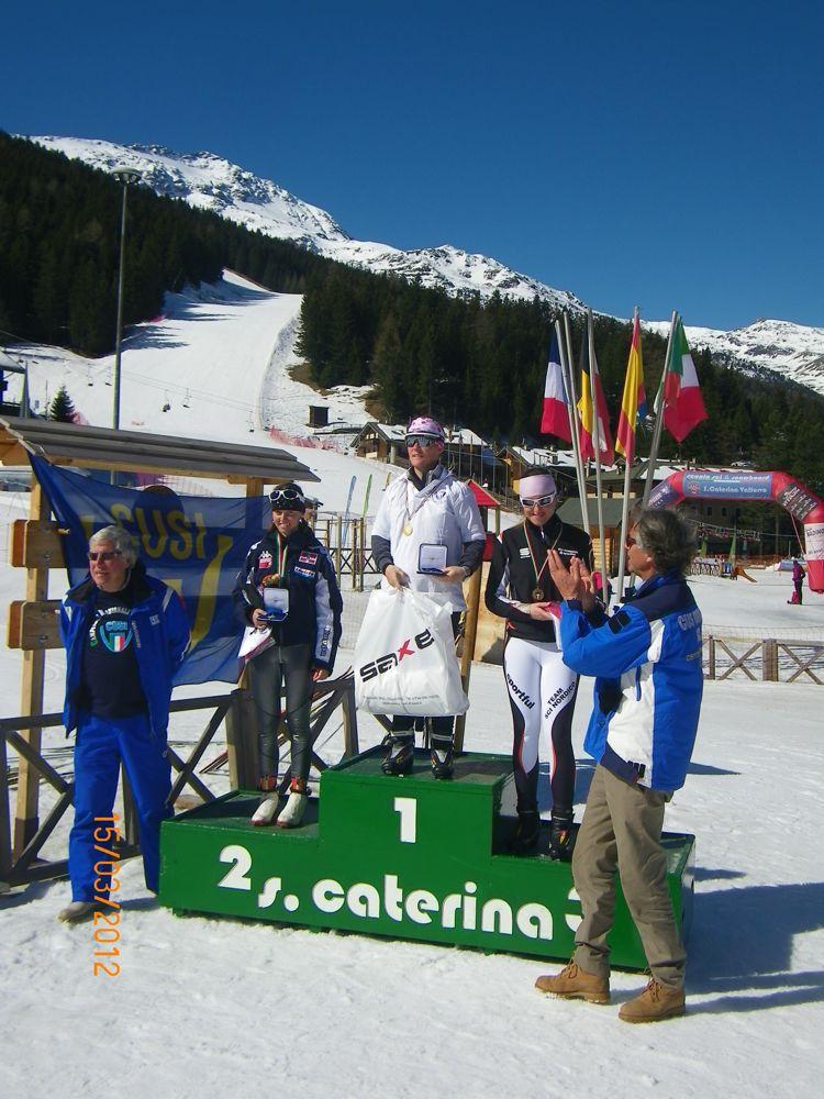 Campionati Nazionali Universitari 2012