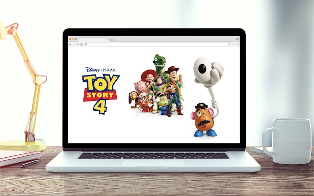 Toy Story 4 HD Wallpapers Tab Theme