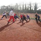 Tennis groep 4/5b