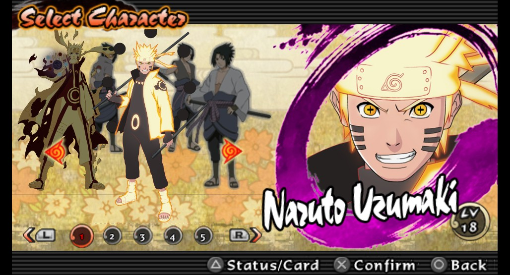 🏆 Cara download game naruto ultimate ninja impact di ppsspp