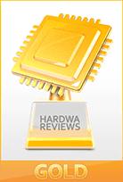 HardwaReviews premio gold