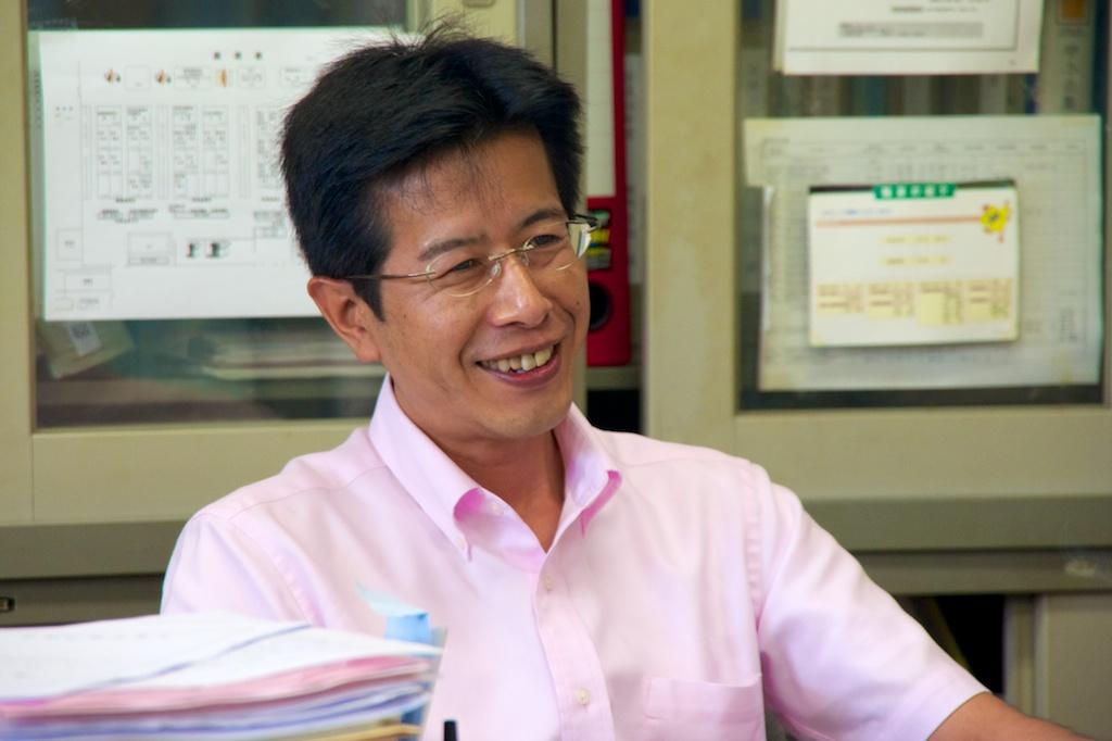 木谷豊さん