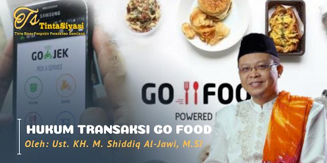 Hukum Transaksi Go Food