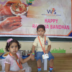 Rakshabandhan Celebration (Pre-primary) 28.08.2015
