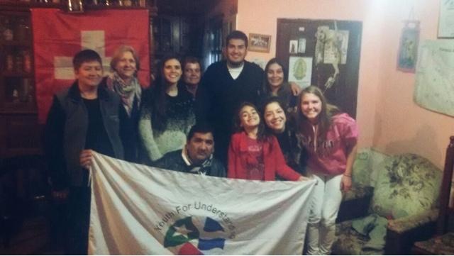 Conocer gente joven en santo domingo-caudilla