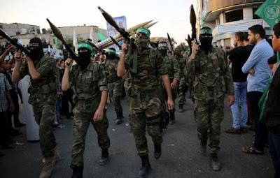 Ke Mana Pergi Hamas dan Al Qassam Ketika Palestin Diserang?