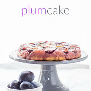 "Plum Cake ""Tatin"""