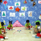 Triangle Day (Playgroup) 7-8-2018