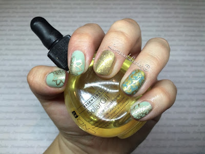 liverpoollashes cnd shellac mint convertible gold locket love moyou london bridal 07 lecente starlight