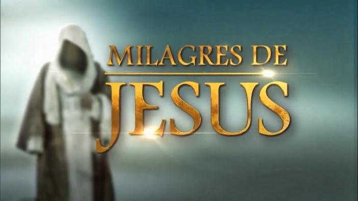 Milagres de Jesus 1ª Temporada