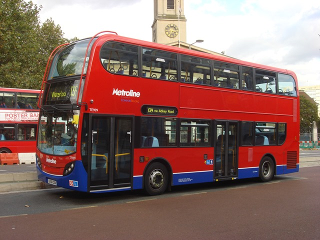 London_Bus_route_139_A