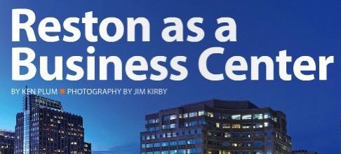 Reston biz center