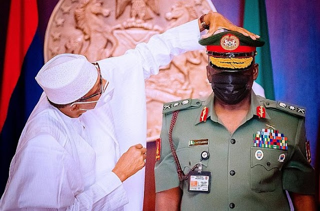 Presidency Finally Reveals Why Buhari Was Absent At Late COAS Attahiru Burial (SEE WHY)