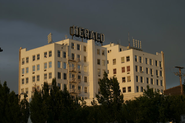 The Herald Building Credit: Peter James