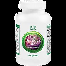 Coral-Burdock-Root / Корал Репей / Корал Бурдок Рут