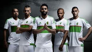 CAN 2017 L'Algérie dans le pot 2