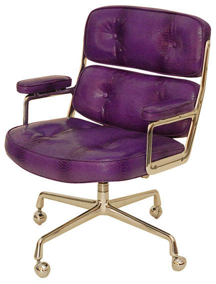 Vintage Eames Time Life Chair