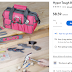 Hyper Tough 89-Piece Pink Household Tool Set $8.59 (Reg $28.64)